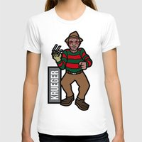 freddy krueger T-shirts featuring Freddy Krueger by AhamSandwich