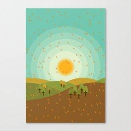 Autumnus Canvas Print