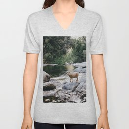 goat creek Unisex V-Neck
