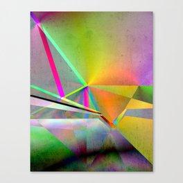 A look through the window Canvas Print