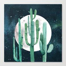 Desert Nights 2 Canvas Print