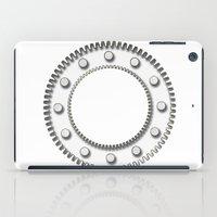 detroit iPad Cases featuring Detroit by Fernando Vieira