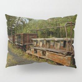 Coal Train Pillow Sham