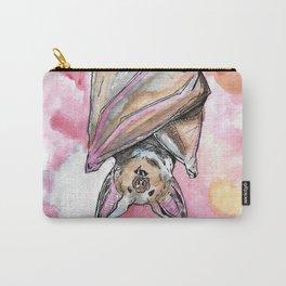 Technicolor Bat Carry-All Pouch
