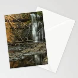 Upper North Falls, Late Summer Stationery Cards