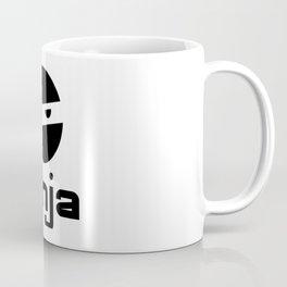 Ninja Logo Coffee Mug