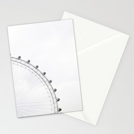 London Eye Monochrome Stationery Cards