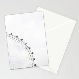 London Eye Monochrome Stationery Cards