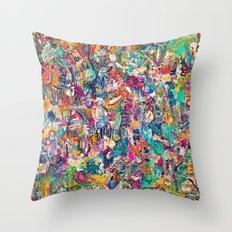 BrazenblazenOh Throw Pillow