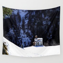 Little Pilgrimage Wall Tapestry