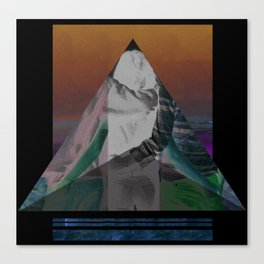 Bermuda Love Triangle Canvas Print