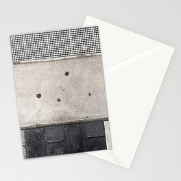 Cement Quilt Stationery Cards