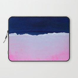 Midnight Sands, Neon Waters Laptop Sleeve