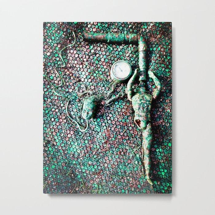 Organic Rejuvenation Metal Print