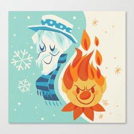Christmas Nostalgia Canvas Print