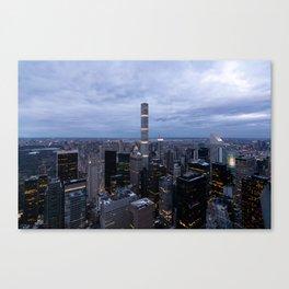432 Park Avenue Canvas Print