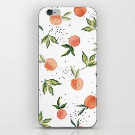 Peach Crush MB002 iPhone Skin