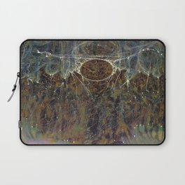Nebulous Portal Emergence (Electric Gateway) Laptop Sleeve