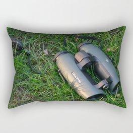 Swarovski Binoculars Rectangular Pillow