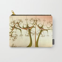 Bare Branches Carry-All Pouch