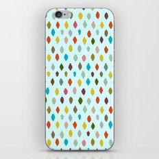 PIPS baby aqua iPhone & iPod Skin