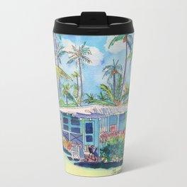 Kauai Blue Cottage 2 Travel Mug