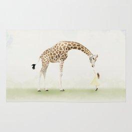 Lucy's Giraffe Rug