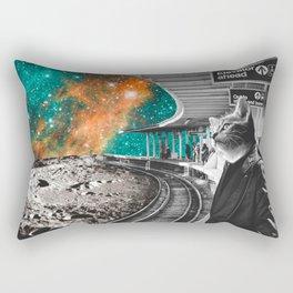 Mondays Rectangular Pillow