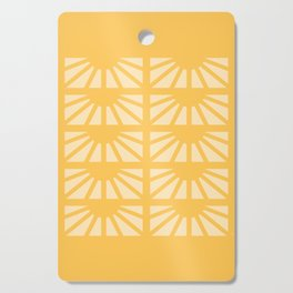 Sunshine Window Pattern | Cartagena, Colombia Cutting Board