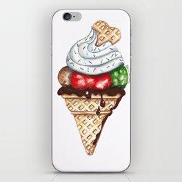 Ice-cream iPhone Skin