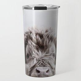 HIGHLAND CATTLE CALF ALF Travel Mug
