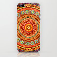 Mandala Aztec Pattern iPhone & iPod Skin