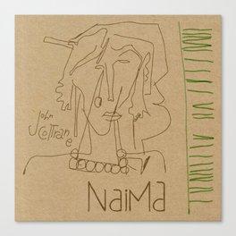 Naima Canvas Print