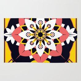 Poppy Blossom Rug