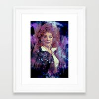 river song Framed Art Prints featuring River Song by Sirenphotos