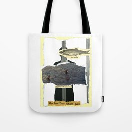 Smoothly With Expression Tote Bag