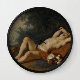 Ary De Vois - Jacob s Dream Wall Clock