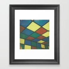 In Living Color Framed Art Print