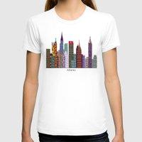 atlanta T-shirts featuring Atlanta city  by bri.buckley
