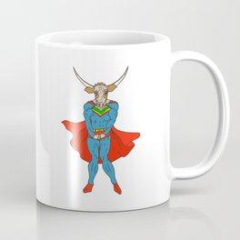 Man of Steer Coffee Mug