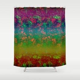 Organized Chaos Shower Curtain