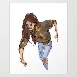 Cory Art Print