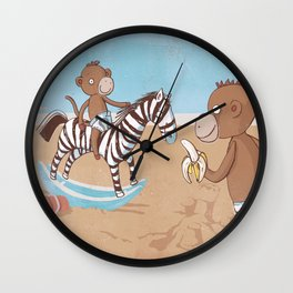 Apers Wall Clock