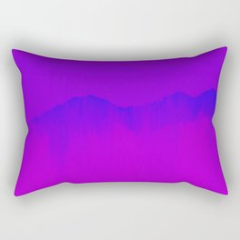 Mountain III Rectangular Pillow