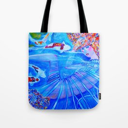 With Every Breath #society6 #decor #buyart Tote Bag