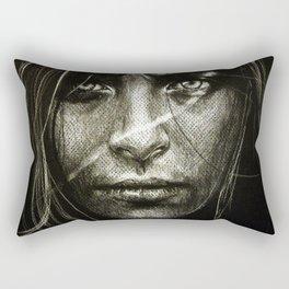 Shudder (VIDEO IN DESCRIPTION!!) Rectangular Pillow
