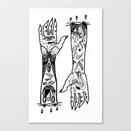 SLEAVES Canvas Print