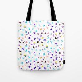 Paint Daubs Tote Bag
