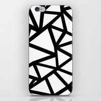 Ab Out Thicker B iPhone & iPod Skin