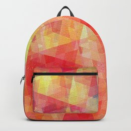 Red Angle Equations Backpack